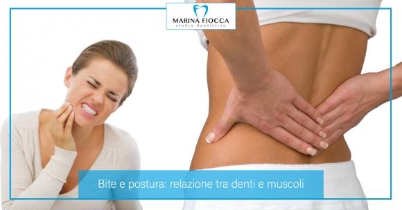 Studio Dentistico Marina Fiocca - Bite e postura