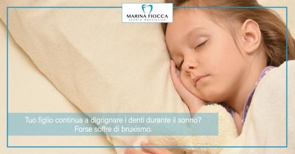 Studio Dentistico Marina Fiocca - Bruxismo
